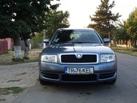 Skoda Superb 1.8turbo 2003