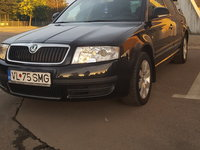 Skoda Superb 1.9 TDI 2008