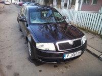 Skoda Superb 1900 2005