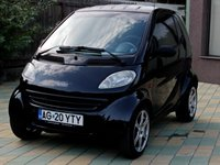 Smart Fortwo injectie turbo 2001