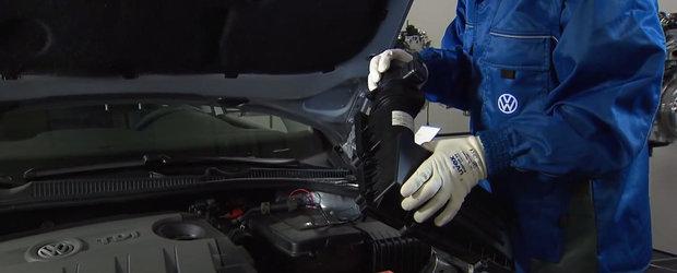 Solutia gasita de VW pentru repararea masinilor afectate de Dieselgate