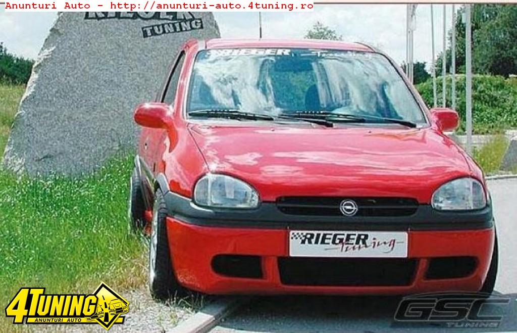 Opel Corsa Spoiler Spoiler Fata Opel Corsa b