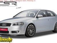 Spoiler Prelungire Bara Fata Audi A3 8P 8PA 2003 2008 CSL043 nu si pentru S3