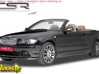 Spoiler Prelungire Bara Fata BMW Seria 3 E46 facelift coupe cabrio 3 2003 9 2006 CSL073 si non facelift CSL074 1999-3/2003