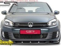 Spoiler Prelungire Bara Fata VW Golf 6 GTI GTD 2008 2012 CSL007