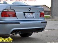 Spoiler spate BMW seria 5 e39 dubla evacuare