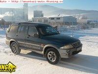 SsangYong MUSSO mercedes 2002