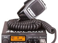 Statie radio ALAN 78 Multi Plus pentru camioane autoturisme AM si FM