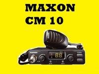 STATIE RADIO MAXON CM10 LA SUPER PRET 250 LEI