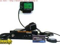 Statie Radio TTi TCB R2000 10 W Alimentare 12 24V Handsfree si Telecomanda model 2012
