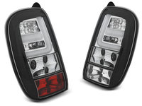 Stopuri DACIA DUSTER 04.10- LED BAR RAMA NEAGRA