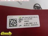 Stopuri led Originale Audi A8 S8 4H 2012