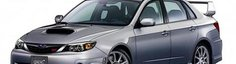 Subaru Impreza STI - revenirea la caroseria sedan in 2011