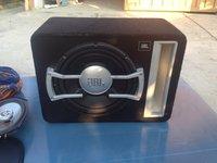 Subwoofer JBL GTO1204BR