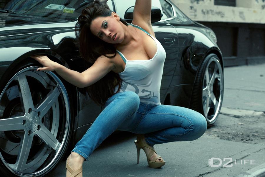 4Tuning » Poze masini » Fete » Super Pictorial D2: Fete frumoase ...