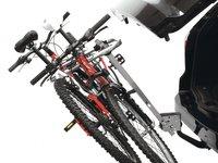 Suport auto pentru 2 biciclete cu prindere pe carligul de remorcare - producator Peruzzo Arezzo 667.