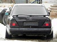 Suport numar spate Mercedes W124