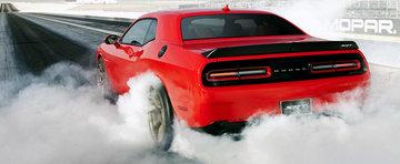 Surprize pentru Dodge Challenger Hellcat: nu respecta normele de poluare