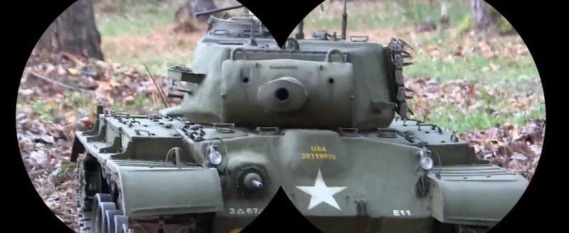 Tancurile in miniatura par cea mai tare distractie din lume