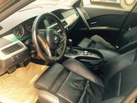 Tapiterie piele BMW SERIA 5 E60