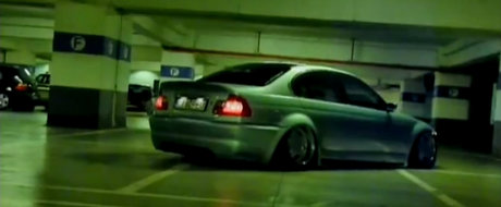 Teaser Video: Stanced E46