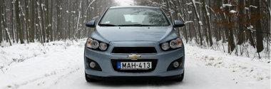 Test Drive Chevrolet Aveo diesel: economistul