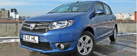 Test Drive Dacia Sandero: poveste compacta de succes