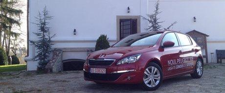 Test Drive noul Peugeot 308: revelatie