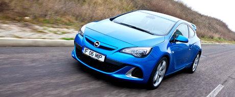 Test Drive Opel Astra OPC: pseudo-performanta