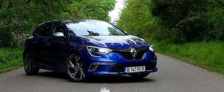 Test Drive Renault Megane 2016: la un pas de perfectiune