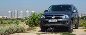 Test Drive Volkswagen Amarok: tractorul elegant