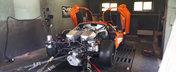 Test dyno cu un Saleen S7 de peste 2.280 CP si 2.355 Nm