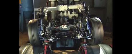 Testul la care au fost supuse suspensia si franele vechiului BMW M5 E39