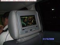 Tetiere Cu Dvd,DIVX, Lcd7'', USB SD SI JOCURI - 499 lei