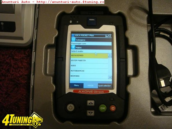 poze texa axone direct tester diagnoza auto multimarca