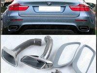 TIPSURI ORNAMENT TOBA FINALA BMW X6 E71  + ORNAMENTE PLASTIC BARA