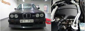 Tipul ASTA vinde un BMW M3 E30 cu motor V10. Uite cat vrea pe masina bavareza!