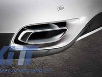 Tobe Ornamente pentru sistemul de evacuare BMW X6 (2008-up)
