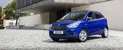 Tocmai lansat in Europa, noul Ford Ka+ va ajunge la noi in tara in luna Septembrie