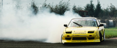 Todor Dunev si Nissan 200SX S13