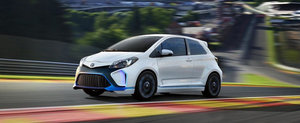 Toyota a dezvaluit noul Yaris Hybrid-R, un hot-hatch de peste 400 CP