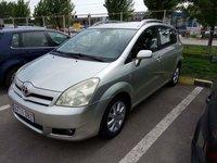 Toyota Corolla Verso 4d4 2004
