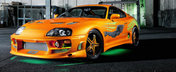 Toyota Supra condusa de Paul Walker in The Fast and the Furious a fost vanduta