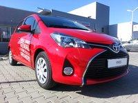 Toyota Yaris 1.4 D-4D LUNA 2014