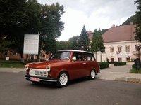 Trabant 601 vw 1991