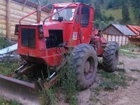 Tractor TAF 657