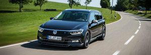 Tuner-ul german ABT s-a jucat putin cu Volkswagen-ul Passat Sedan si Wagon si a iesit ceva frumos