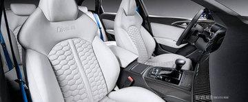 Tuning Audi: Vilner retuseaza subtil interiorul noului RS6 Avant