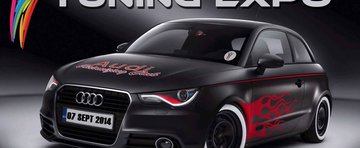 Tuning EXPO, 7 septembrie in Targul Neamt