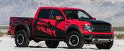 Tuning Ford: Shelby supraalimenteaza pick-up-ul F-150 SVT, obtine un total de 575 raptori putere